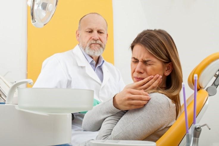 درد پس از عصب کشی یا درمان ریشه